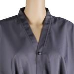 Salon Spa Kimono Robe Smock Dress