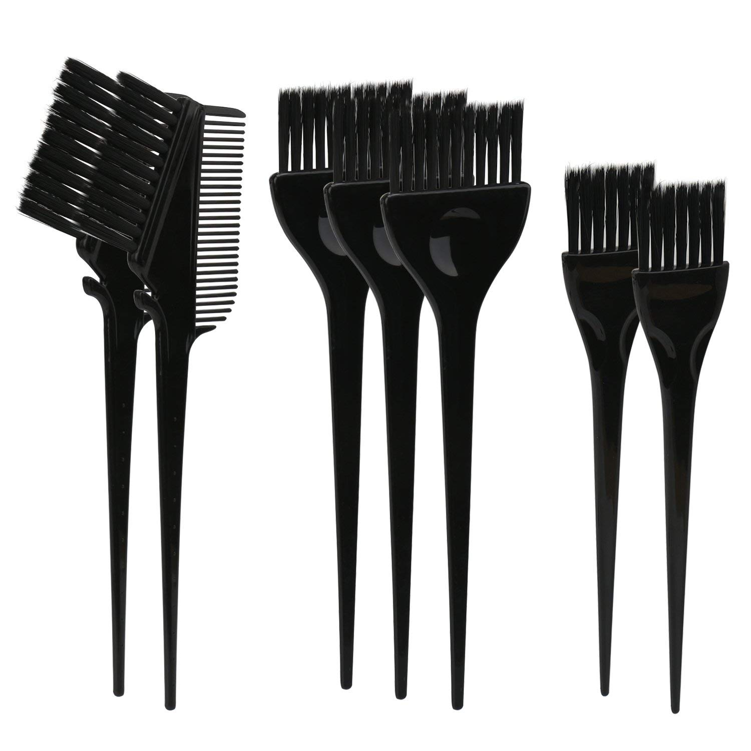 Hair Coloring Brushes Combs