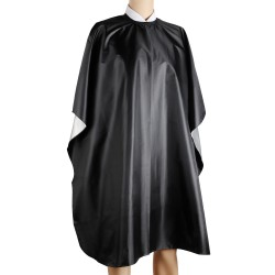 Segbeauty Salon Hair-cutting Cape 43.3 inch Long Lightweight Nylon Cloak Hairdressing Gown