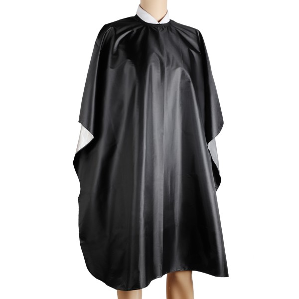 Segbeauty Salon Hair-cutting Cape 43.3 inch Long Lightweight Nylon Cloak Hairdressing Gown