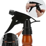 Segbeauty 2 Pack 250m/8.5ozl Adjustable Whisky Squirt Spray Bottle Hair styling Fine Mist Stream Bottle