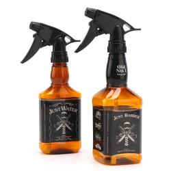 Water Hair Spray Bottle Retro Barber Hair Salon Water Trigger Sprayer 2 Pack