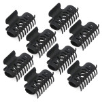 Segbeauty Hair Styling Grip Hairpins 8pcs,Strong Holding Power Jaw Clips For Women Bath