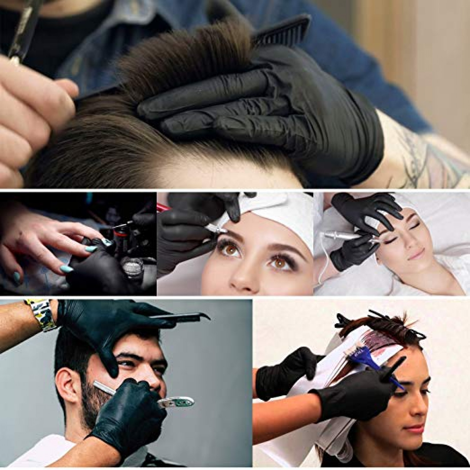 Professional Hair Coloring Accessories for Hair Salon Hair Dyeing