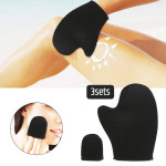 3 Packs Self Tanning Mitts, Segbeauty Tanner Mitt Applicator with Extra Face Applicator