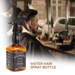 Segbeauty 2 Pack 600ml Hairdressing Whisky Squirt Spray Bottle Fine Mist Stream Adjustable Setting Refillable Sprayer
