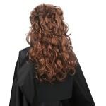 Segbeauty Hair Salon Cutting Longer Collar Black Rubber Neck Wrap Neck Guard Haircut Hair Dye Hair Cutting Tools