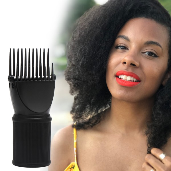 Segbeauty Hair Diffuser Dryer Comb Attachment Hairdressing Blower Concentrator Nozzle Attachments Styling Tool