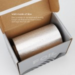 Segbeauty Hair Aluminum Foil Salon Special Pick-Dye Tin Paper 50m*12cm Hairdressing Coloring Styling Perming Tools