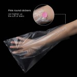 Segbeauty 200 Counts Paraffin Therapy Wax Bags Plastic Paraffin Liners Socks and Gloves Paraffin Bath Mitts