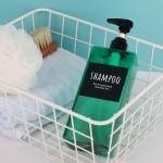 Segbeauty 3pcs 400ml Soap Dispense Bathroom Shower Gel Refillable Shampoo Bottle Wash Hair Conditioner Lotions Press Dispenser